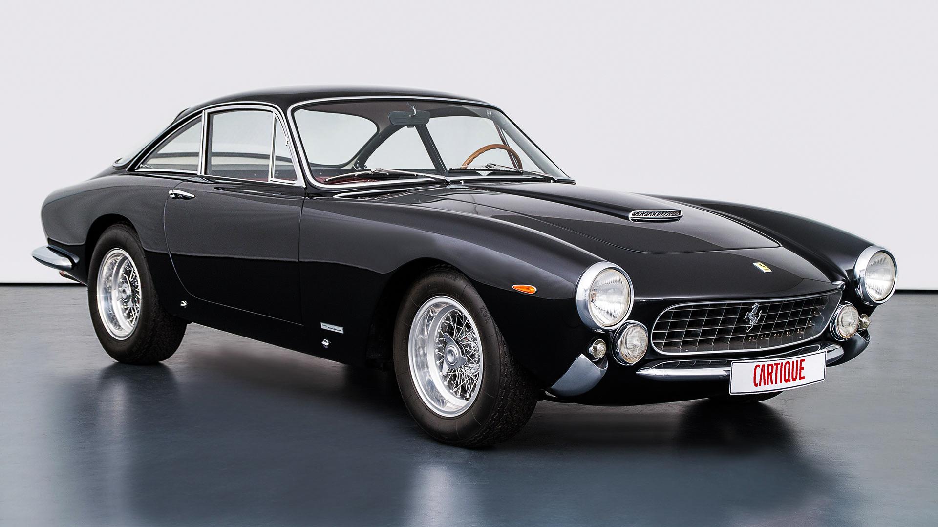 Ferrari 250 Gt Lusso En Mechatronik Qualität Perfektion Und Leidenschaft