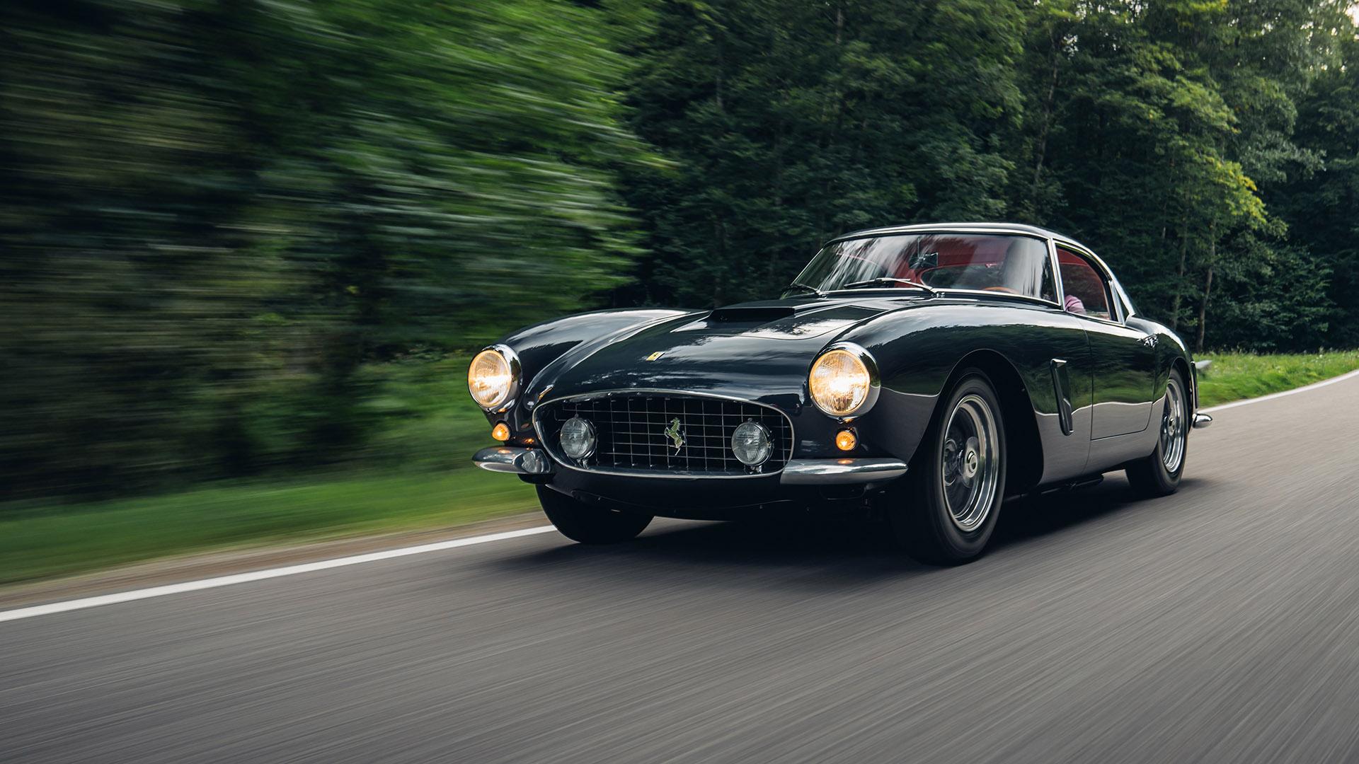 Ferrari 250 Swb En Mechatronik Qualität Perfektion Und Leidenschaft