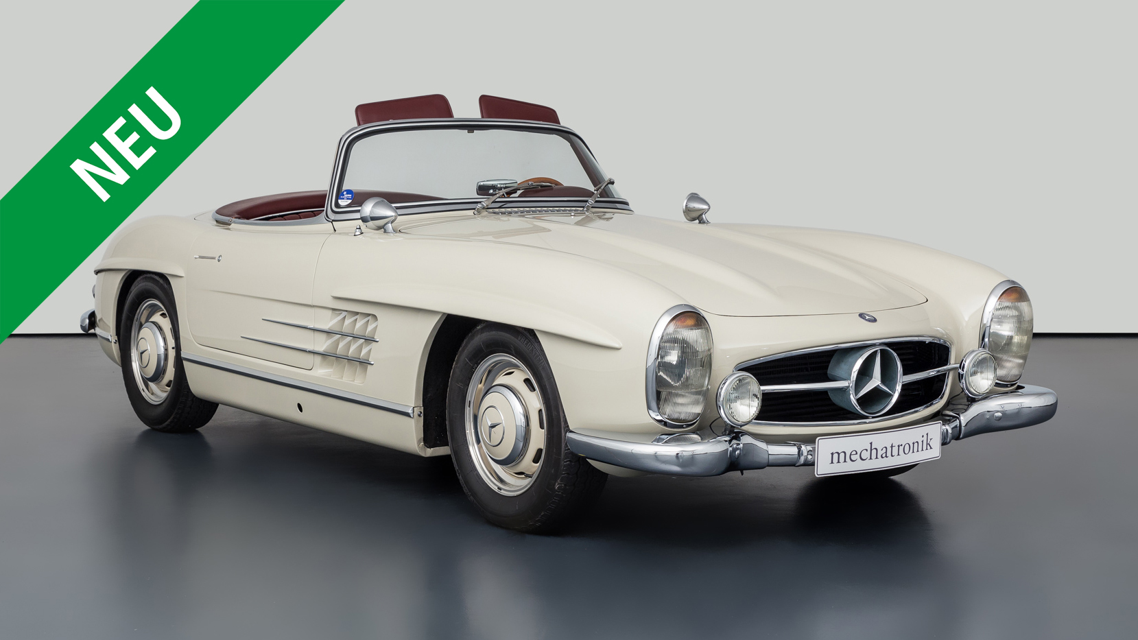 Mercedes-Benz W198 300 SL Roadster