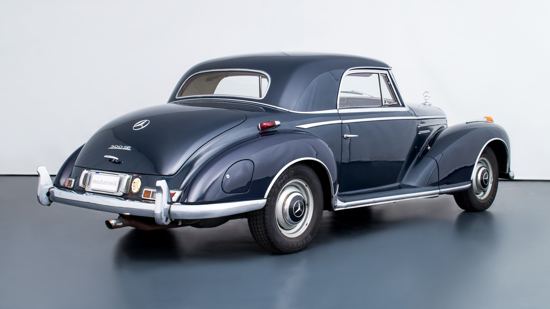 Mercedes-Benz W 188 300 Sc Coupe | Mechatronik - Qualität ...