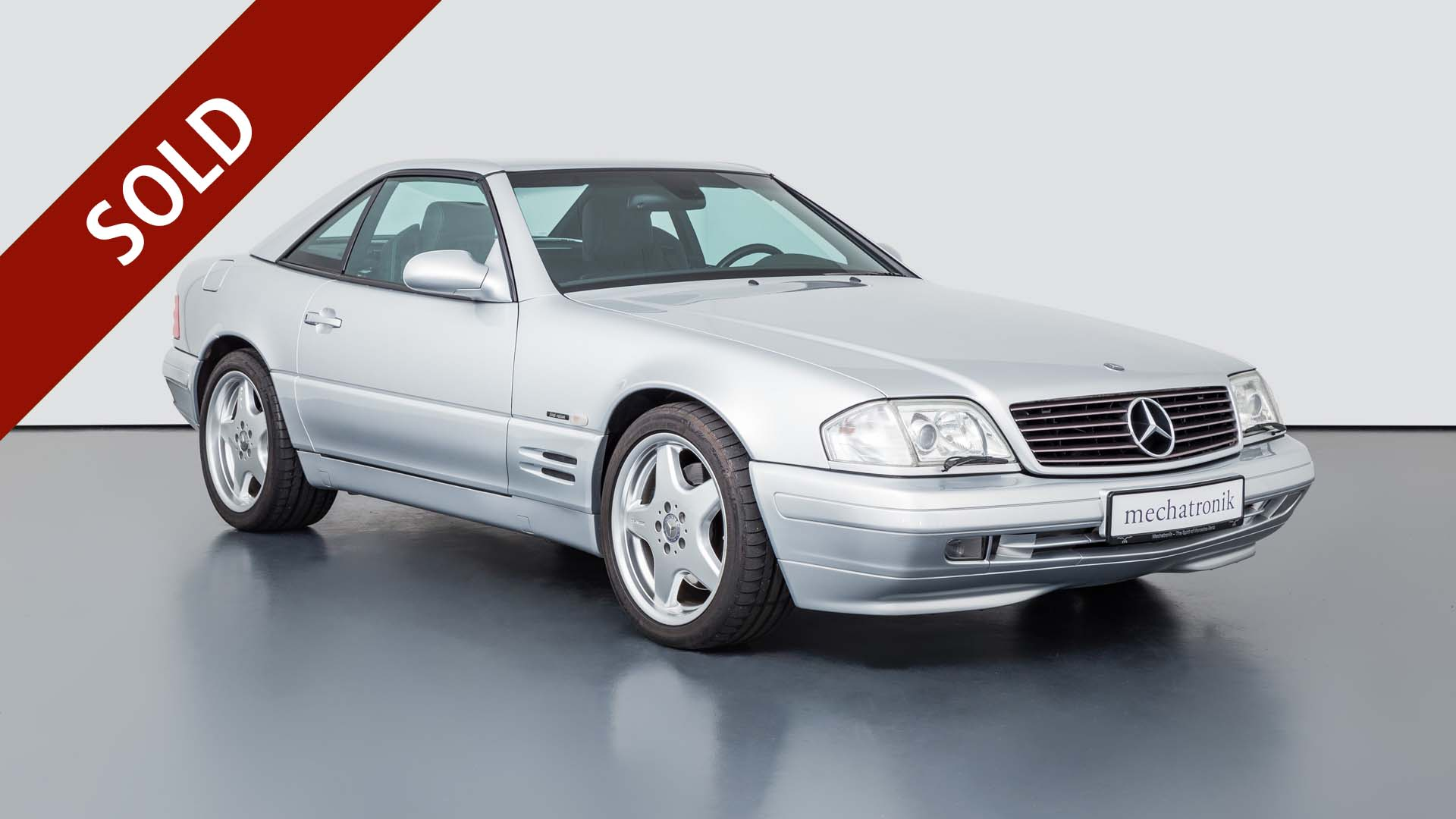Mercedes-Benz R 129 320 SL Final Edition