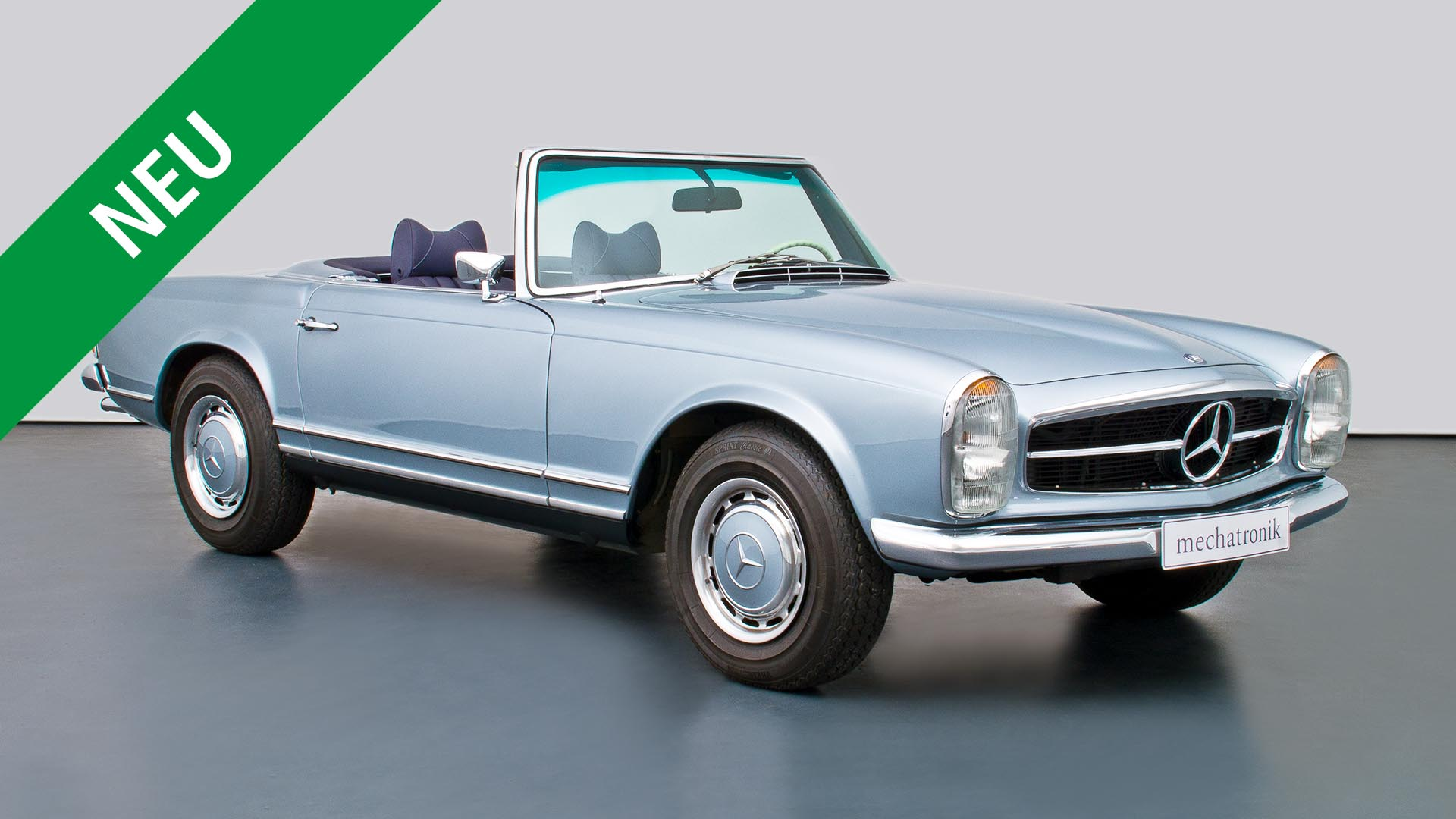Mercedes-Benz W 113 280 SL Roadster